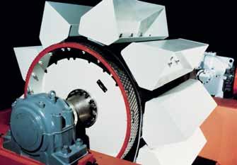EuroChem uses AUMUND bucket elevator to transport ammonium sulphate